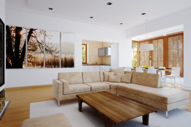 living room art 665x443 Classy Living Rooms