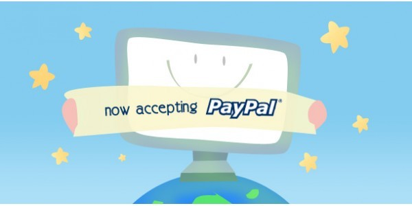 simple paypal integration